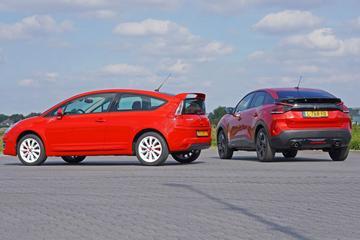 Citroën C4 - Oud en Nieuw