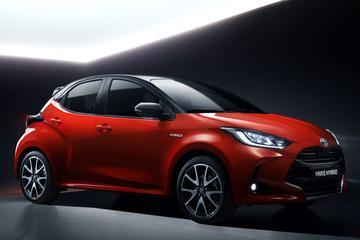 Dít kost de nieuwe Toyota Yaris