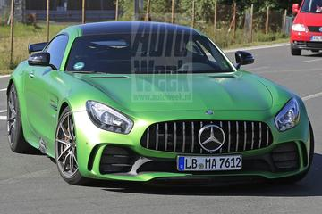 'Mercedes-AMG GT Black Series komt in 2020'