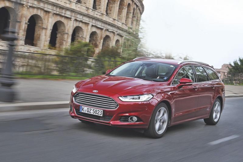 Ford Mondeo Wagon 1.5 Ecoboost Titanium - Klokje Rond Special