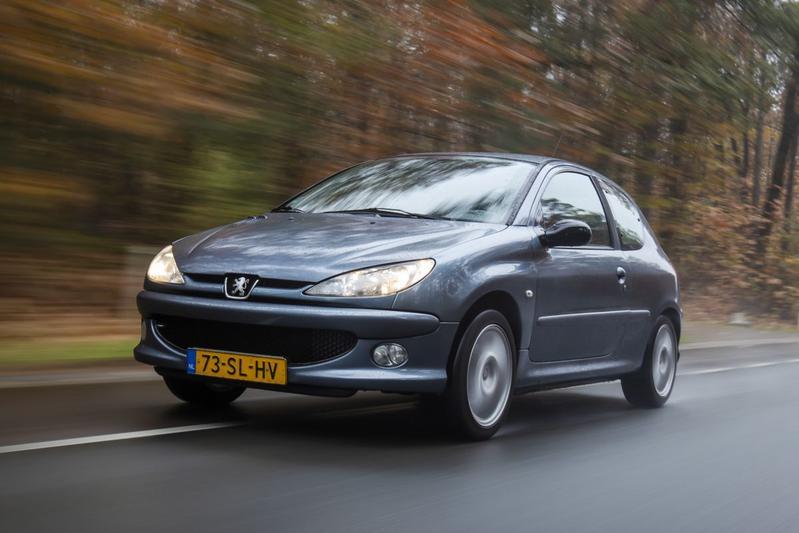 Peugeot 206 1.6-16V – 2006 – 465.296 km - Klokje Rond