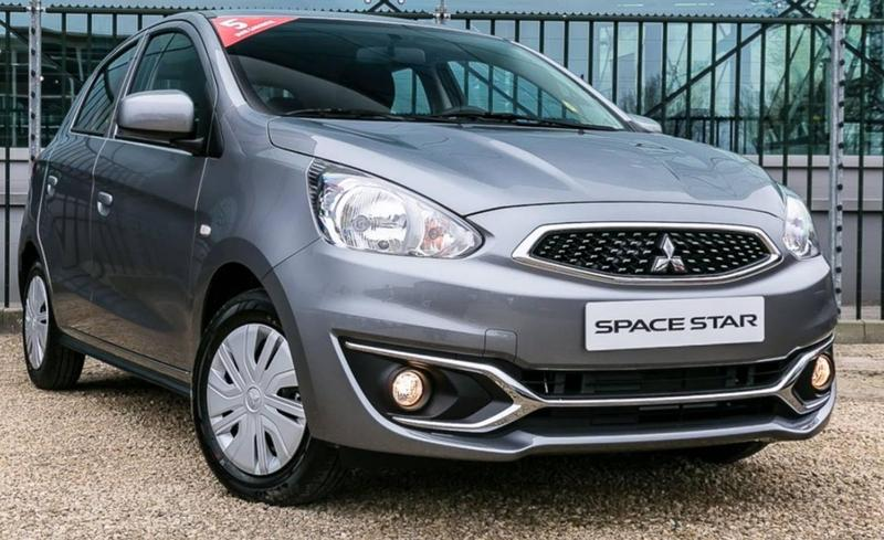 Mitsubishi Space Star 1 0 Cool 2016 Review Autoweek Nl