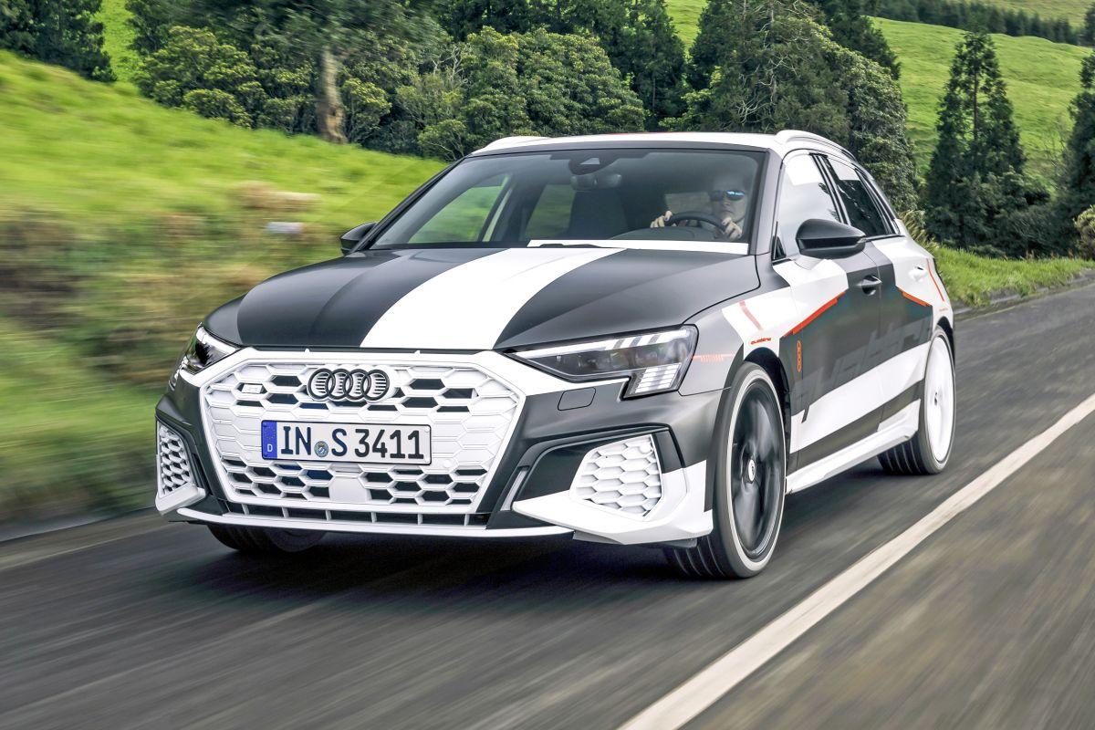 2020 Audi A3 mkIV 30
