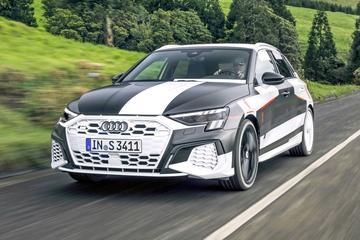 Nieuwe Audi A3: eerste indruk