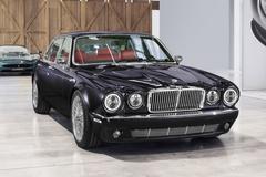 Jaguar presenteert 'Greatest Hits'-XJ6