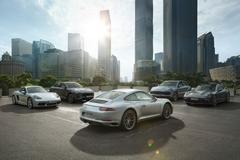 Porsche-modellen tijdelijk alleen uit voorraad