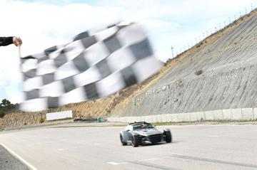 Donkervoort D8 GTO-R is los