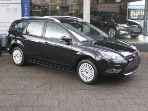 Ford Focus Wagon 1.8 16V Flexifuel Titanium (2009 ...