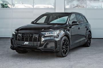 Abt geeft opgefokte Audi SQ7 extra body