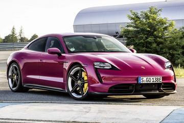 Porsche Taycan: grotere actieradius