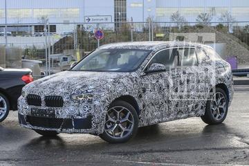 Gesnapt: BMW X2 werpt camouflage van zich af