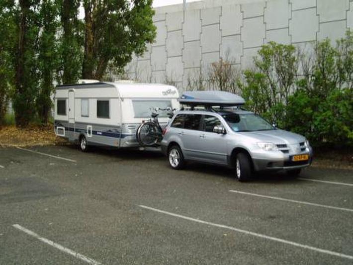 Mitsubishi Outlander 2.0 2WD Invite Plus (2005)