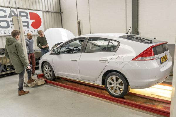 Honda Insight 1.3 i-Pilot - 2010 - 321.726 km - Klokje rond