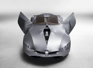 De Vluchtstrook: BMW GINA Concept
