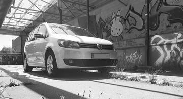 Volkswagen Touran 1.6 TDI 105pk BMT Comfortline (2013)