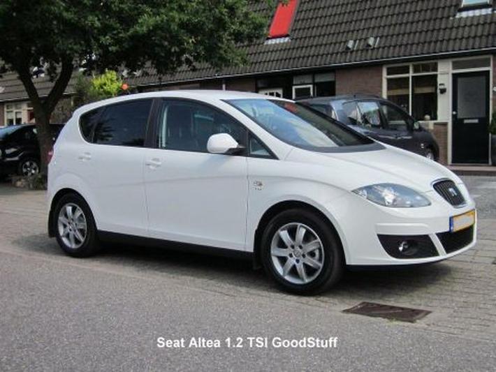 Uitgelezene Seat Altea 1.2 TSI Good Stuff (2010) review - AutoWeek.nl WH-35