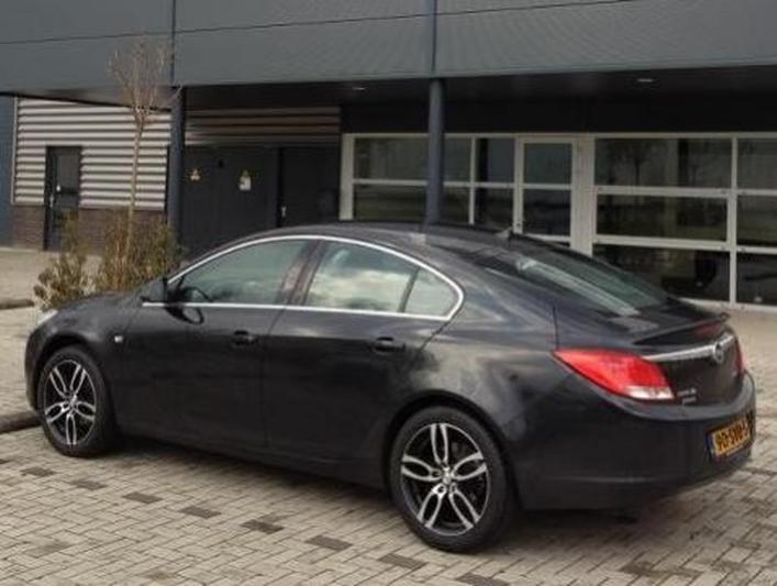Opel Insignia 2.0 CDTI EcoFLEX 160pk SS Business Editi (2011)