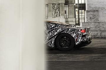 'Maserati's V8 maakt plaats voor nieuwe V6'