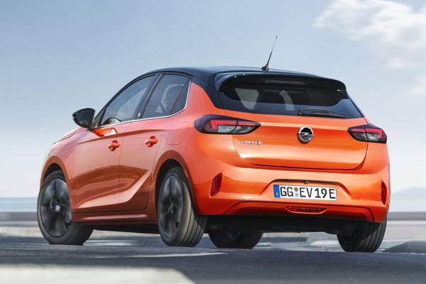 Volgende generatie Opel Corsa enkel elektrisch