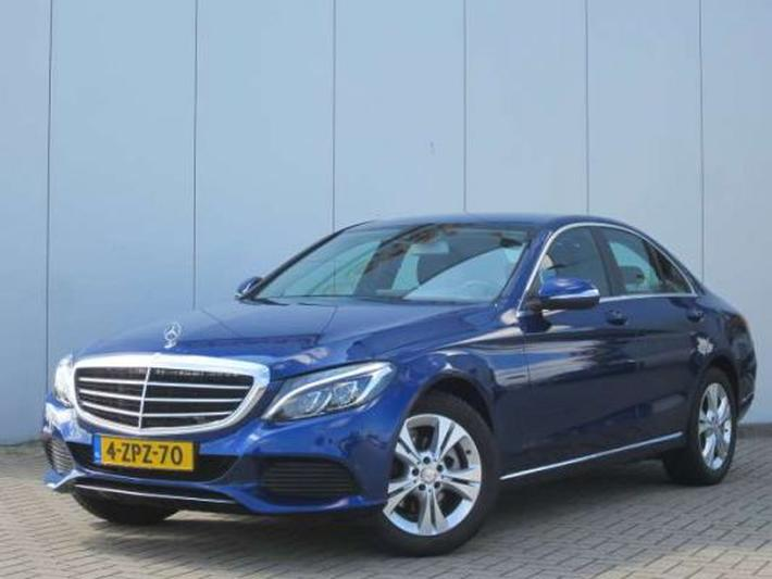 Mercedes-Benz C 180 Ambition (2015)