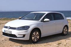 Volkswagen e-Golf - Rij-impressie