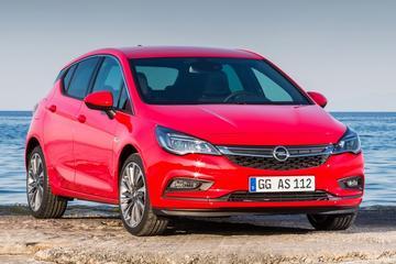 Opel Astra 1.4 Turbo Innovation (2017)