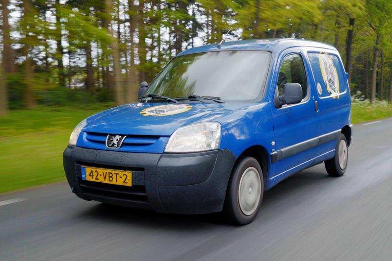 Barrelbrigade 2021 - Peugeot Partner - Klokje Rond-keuring