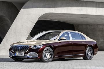 Prijzen Mercedes-Maybach S-klasse bekend