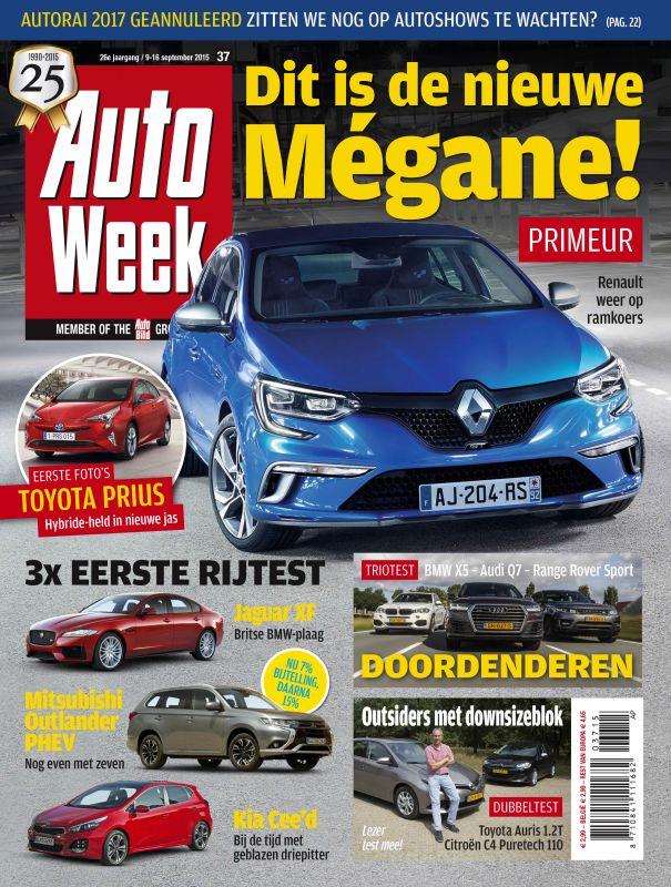 AutoWeek 37 2015