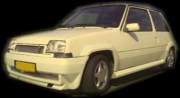 Renault 5 GT Turbo (1987)