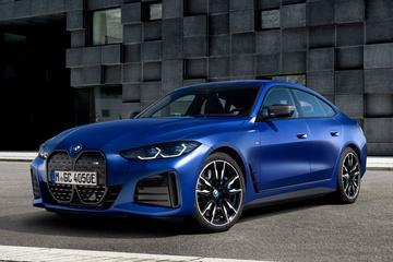 Elektrische BMW i4 gepresenteerd, inclusief prijzen