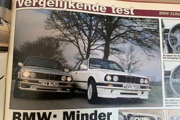 30 jaar AutoWeek: dit was nummer 25 in 1990