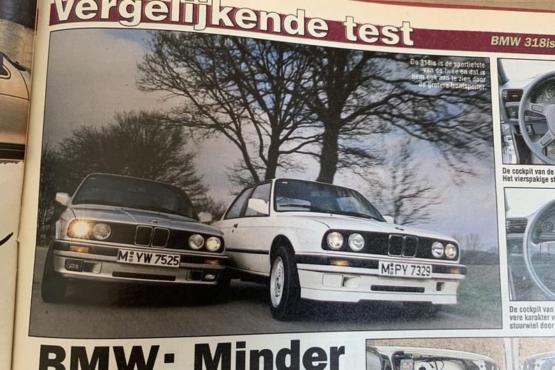 AutoWeek 1990 nummer 25