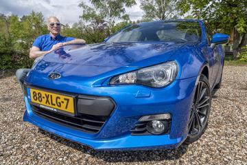 Subaru BRZ - Onbekend maar Bemind