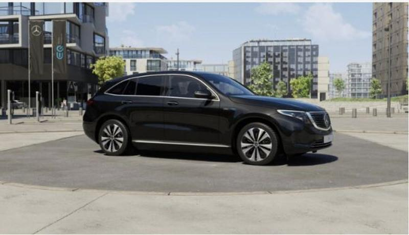 Mercedes-Benz EQC 400 4MATIC Business Solution (2020)