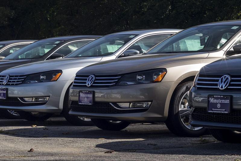 Recordaantal Volkswagens verkocht