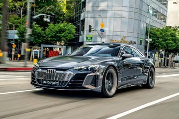 Audi E-tron GT - Test