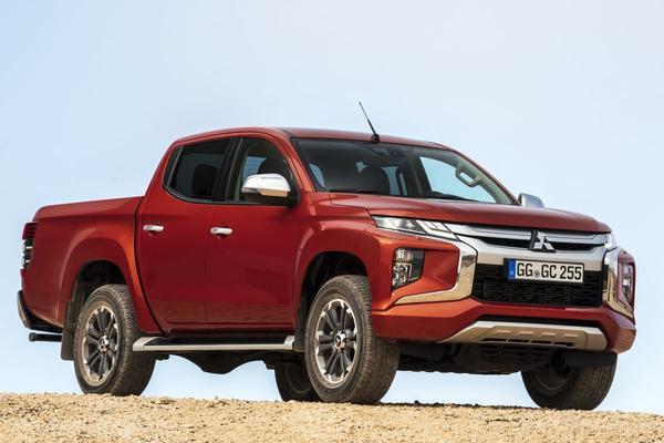 Mitsubishi: 'Ford is de reden om L200 aan te pakken'