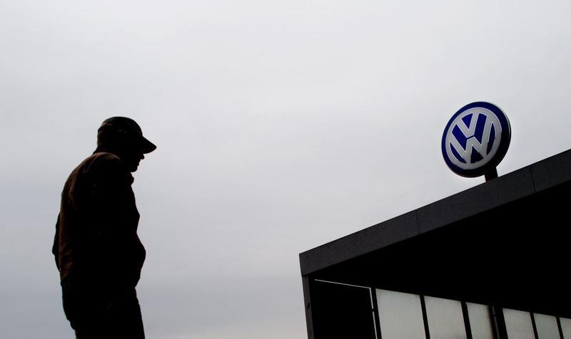 'Volkswagen ontslaat topbestuurder'