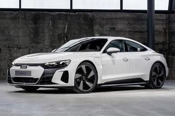Audi E-tron GT nu al te zien