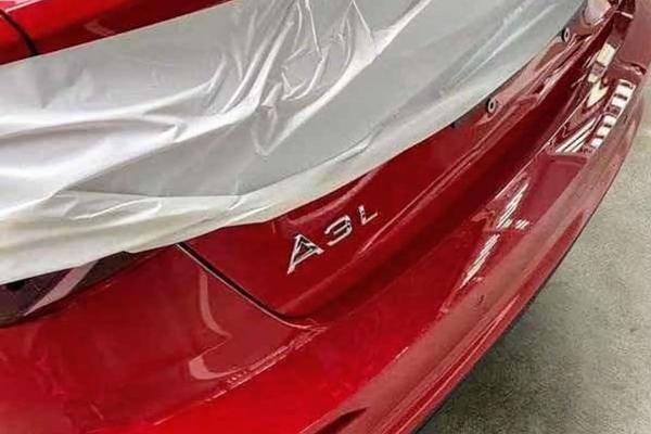 Audi A3 Limousine A3 L China
