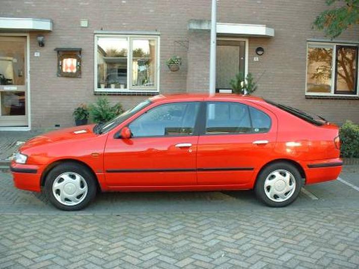 Nissan Primera 1.6 GX (1999)