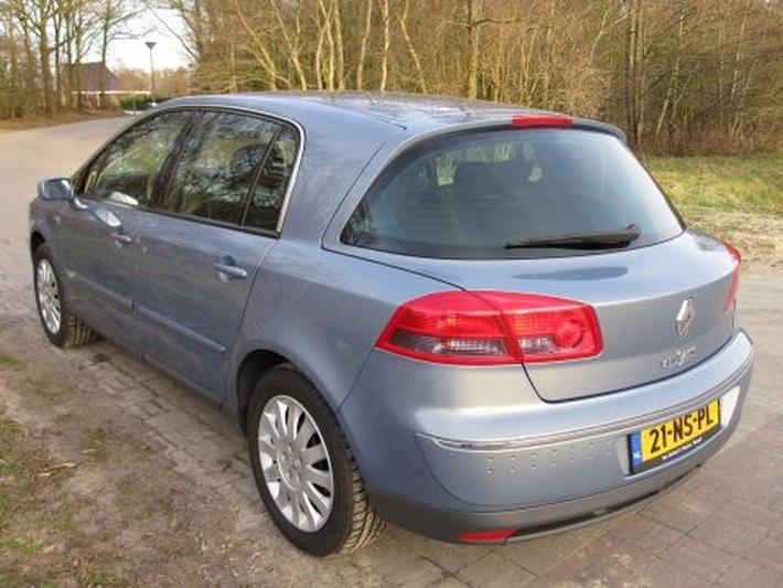 Renault Vel Satis 2.0 Turbo 16V Expression (2004)