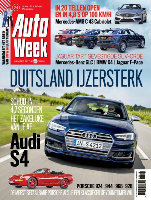 AutoWeek 24 2016