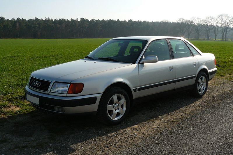 Audi 100 2.8 E (1993)