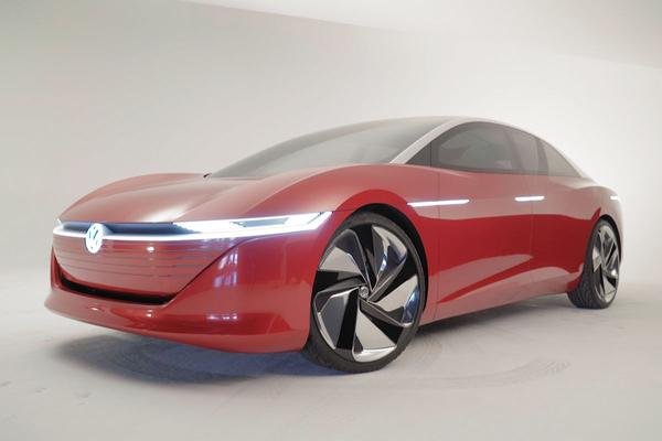 Video: Nadere kennismaking: Volkswagen I.D. Vizzion - Special
