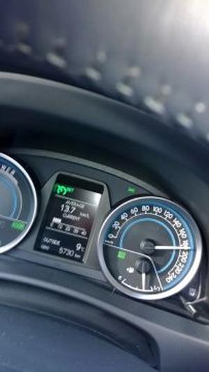 Toyota Auris 1.8 Hybrid Lease Pro (2013)