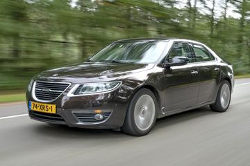 Saab 9-5 1.6T Vector Exklusiv - 2012 – 360.700 km - Klokje Rond