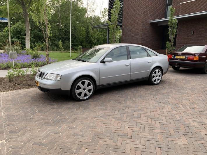 Audi A6 2.8 5V quattro (1997)