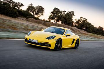 Porsche 718 Cayman GTS - Tracktest